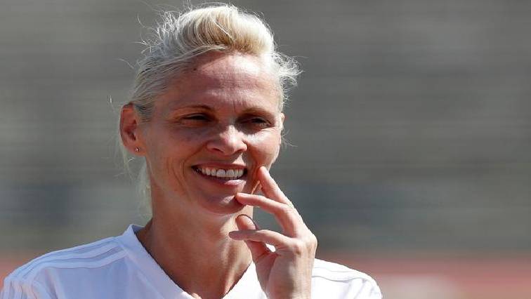 SABC News Shelley Kerr R - Coach Kerr backs Scots to bring 'A-game' against Argentina