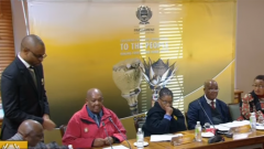 Parliament's Presiding Officers led by the National Assembly Speaker Thandi Modise and National Council of Provinces Chairperson Amos Masondo have provided details about all aspects of the 6th Parliament's State of readiness to host SONA by the Head of State.