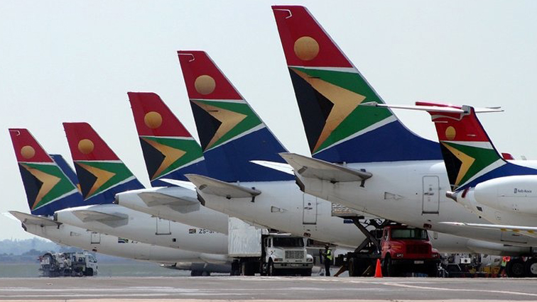 SAA aircrafts