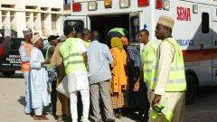 SAME ambulance Nigeria.