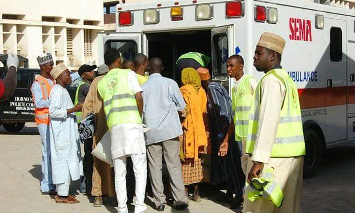 SAME ambulance Nigeria.