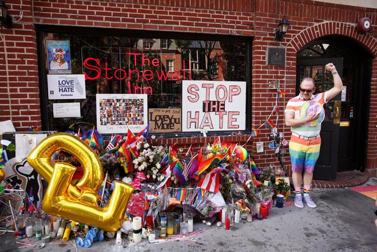 SABC News Stonewall Reuters - New York City to mark 50th anniversary of Stonewall Inn