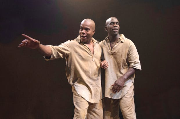 SABC News TheIsland - Iconic 'The Island' play brought back with different perspective