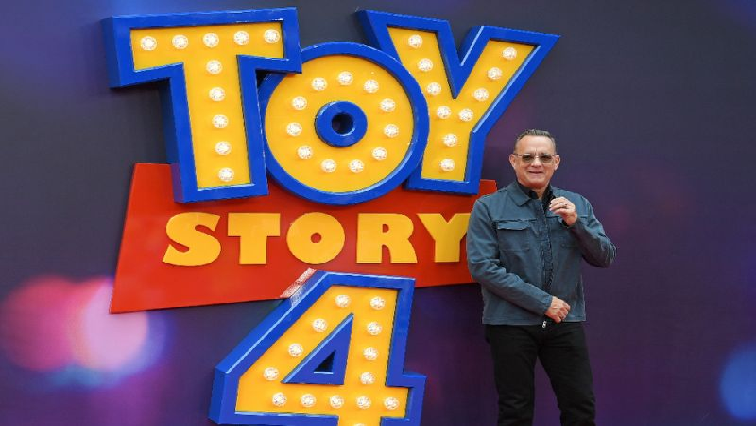SABC News Toy Story 4 AFP - 'Toy Story 4' romps to top of North America box office