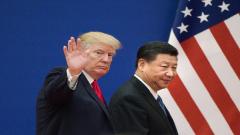 Trump & Xi Jinping
