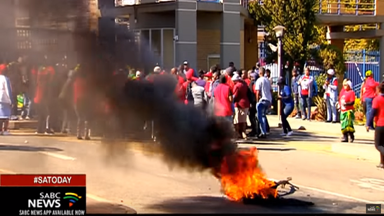 SABC News VUT - VUT salary strike over