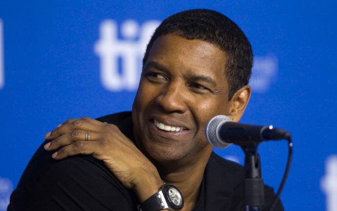 SABC News Washington Reuters - Denzel Washington honoured