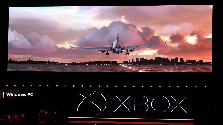 SABC News Xbox console AFP - Microsoft gives glimpse into new Xbox console