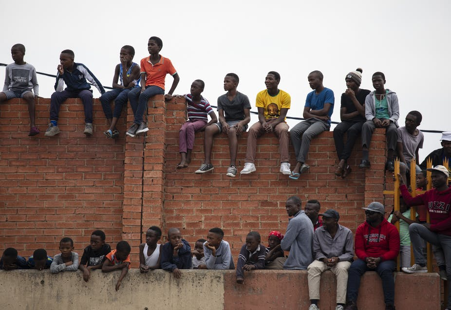 Study shows young South Africans have no faith in democracy and politicians - SABC News - Breaking news, special reports, world, business, sport coverage of all South African current events. Africa's news leader.
