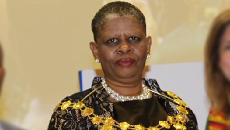 SABC News Zandile Gumede - ANC asks Gumede to take leave of absence