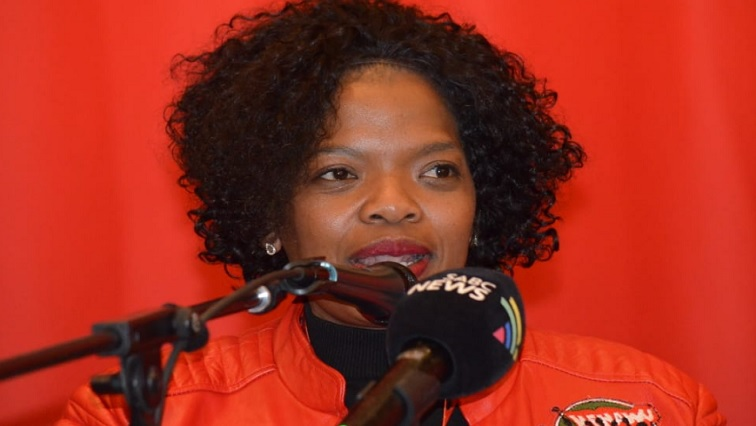 SABC News Zingiswa Losi  - Losi challenges Nehawu delegates to help curb job losses
