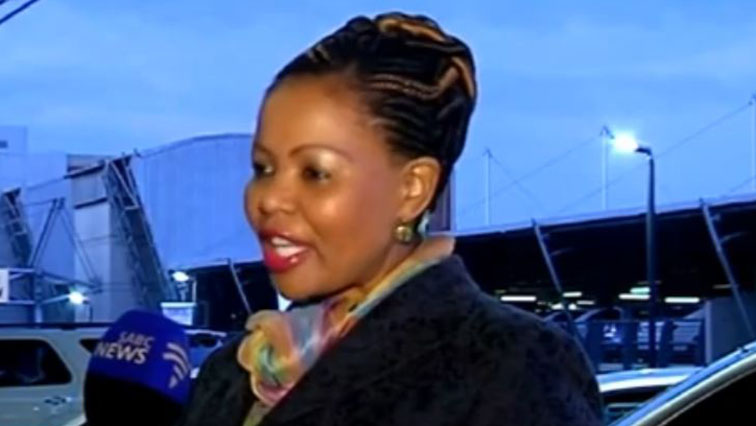 SABC News Zuks Ramasia - Acting SAA CEO appointed