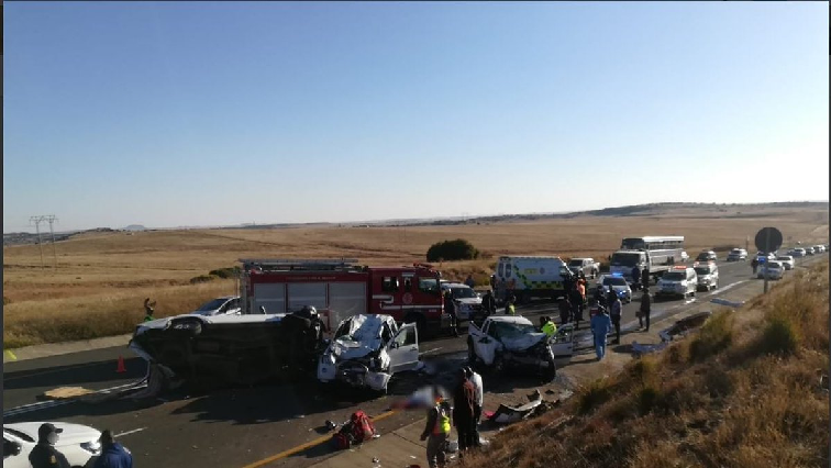 SABC News crash Free State Netcare - Five dead in Bloemfontein collision