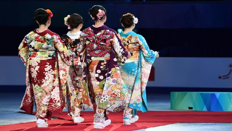 SABC News kimono AFP - Kardashian 'kimono' shapewear sparks Japan debate