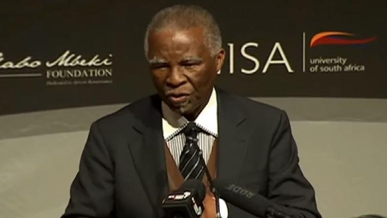 SABC News thabo mbeki - Mbeki celebrates 77th birthday