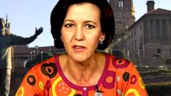 SABC CFO Yolande van Biljon
