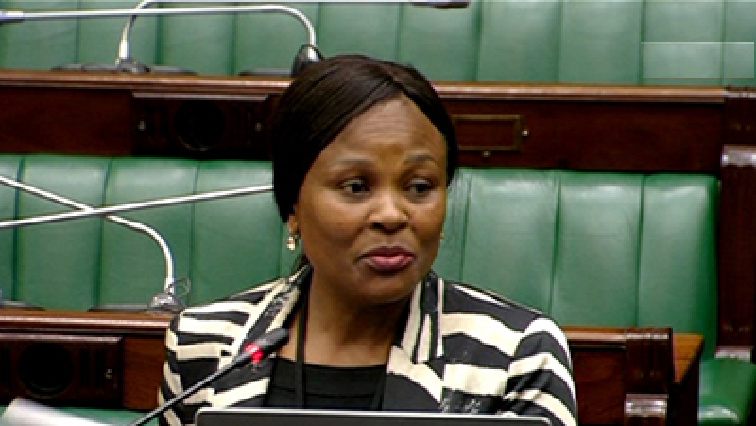 SABC News  Busisiwe Mkhwebane - SACP wants inquiry into Mkhwebane's fitness to hold office