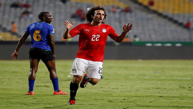 SABC News Amr Warda Reuters - Egypt kick striker out of Cup of Nations squad for disciplinary reasons
