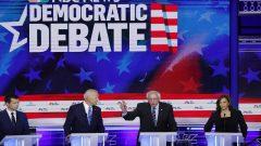 Debate contenders