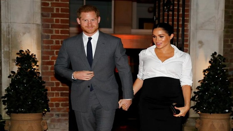 SABC News Meghan Harry Reuters - Refurbishing Prince Harry and wife Meghan's home cost 2.4 mln pounds