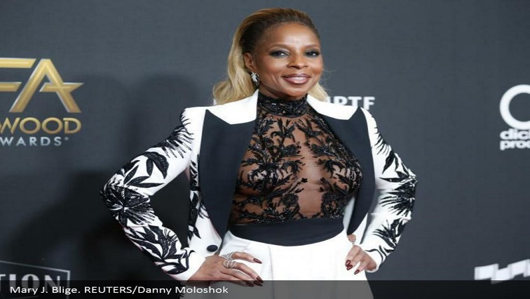 SABC News mary j blige reuters - Mary J. Blige, Tyler Perry set to be special honourees at BET Awards