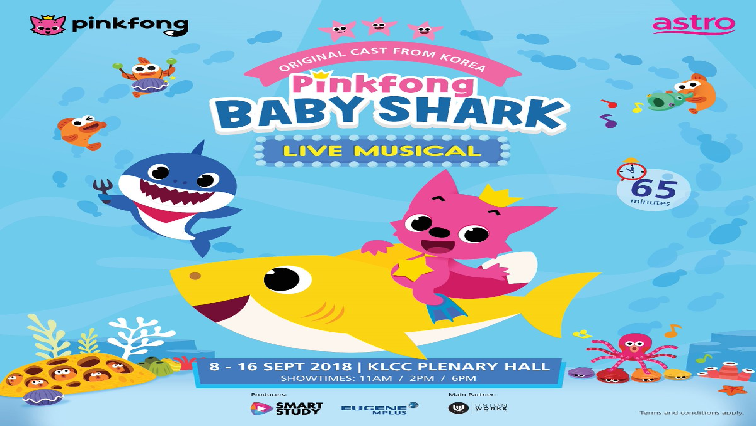 SABC News Baby Shark Live Twitter@astroonline - Viral dance video creates an American tour