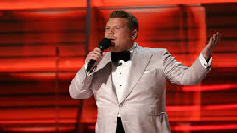 SABC News James Corden Reuters - Tony Awards to honour best Broadway theatre