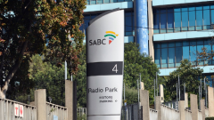 SABC radio pole