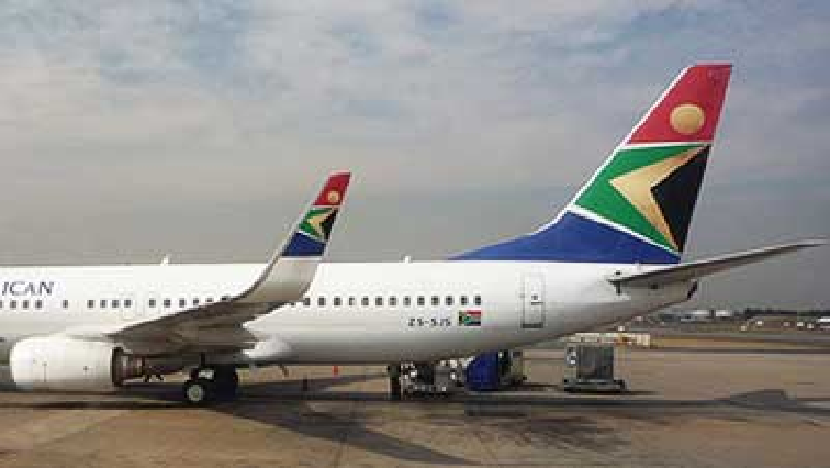 SABC News SAA - SAA introduces new aircraft to service New York route