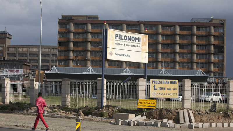 pelonomi - Second female doctor attacked at Bloemfontein hospital