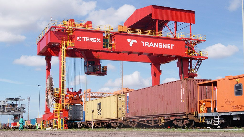 transnet - Transnet to build new freight terminal in Gauteng