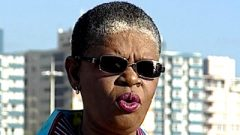 eThekwini municipality mayor, Zandile Gumede