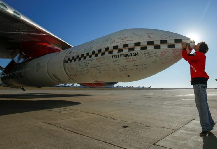 Branson's Virgin Orbit moves closer to commercial satellite launch - SABC News - Breaking news, special reports, world, business, sport coverage of all South African current events. Africa's news leader.