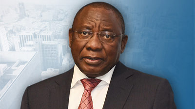 Cyril Ramaphosa sabc - Cyril Ramaphosa to deliver speech via hologram – a first for a president