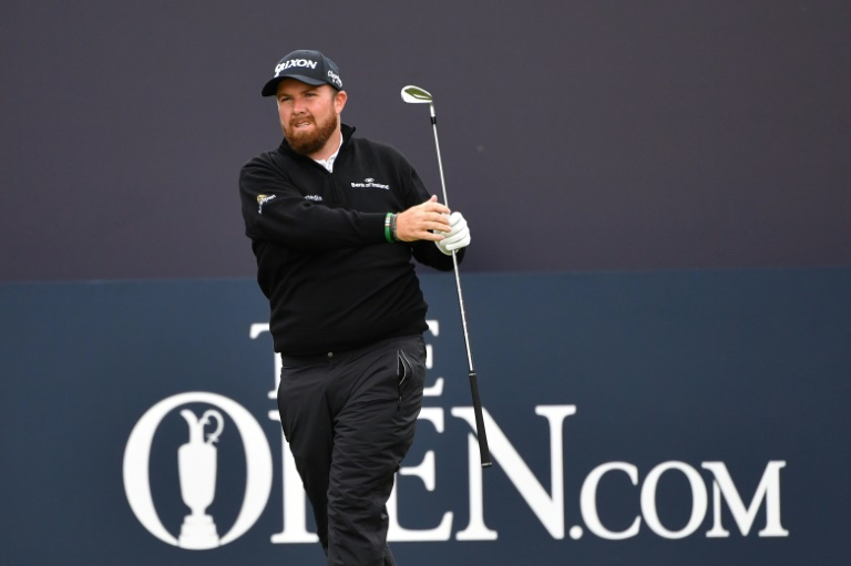 Lowry - Lowry surges into share of Open lead as Woods, McIlroy set to miss cut