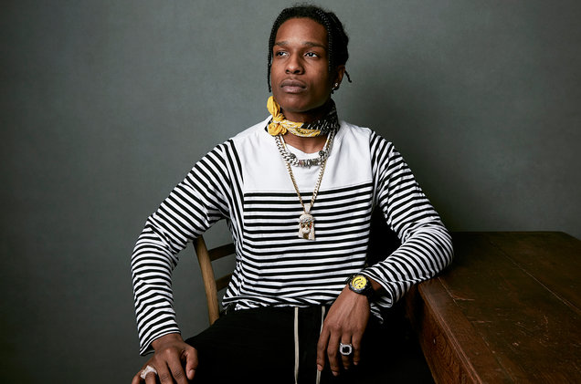 SABC News ASAP AP - A$AP Rocky arrested for aggravated assault in Stockholm