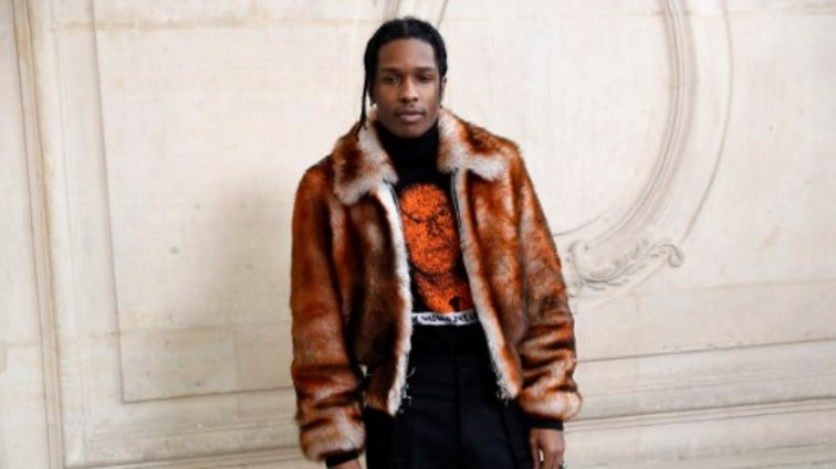 SABC News ASAP Rocky AFP 1 - Over 370 000 sign petition to release rapper ASAP Rocky