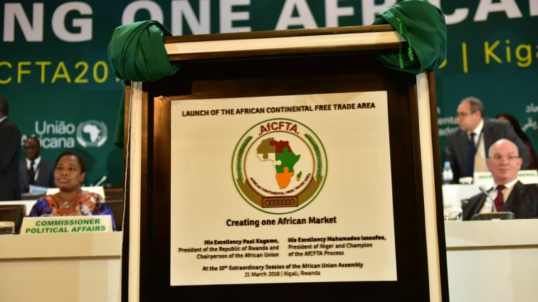 SABC News AfCFTA twitter - African free trade zone expected to begin in 2020