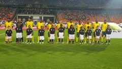 Bafana Bafana players