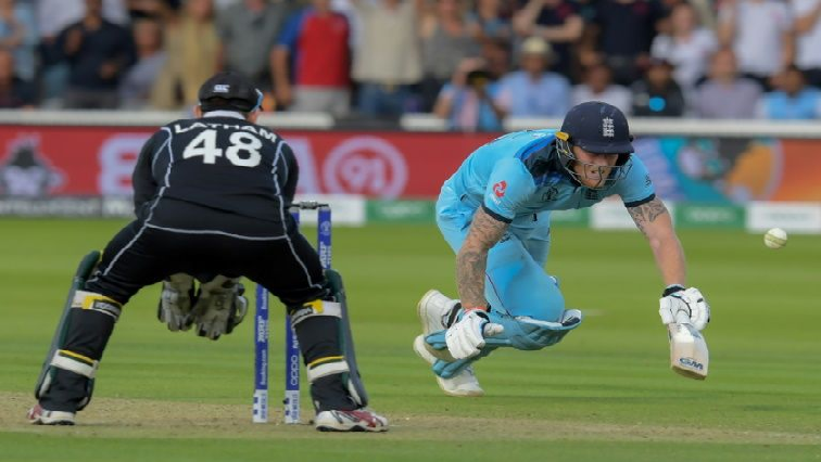 SABC News Ben Stokes AFP - Cricket World Cup final umpire admits 'error': report