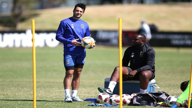 Cape Town City's McCarthy looks to further beef up squad