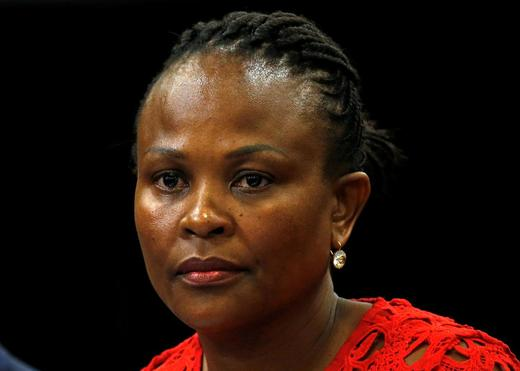 SABC News Busisiwe Mkhwebane Reuters - Constitutional Court to rule in Mkhwebane, Reserve Bank case