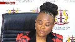 Public Protector Advocate Busisiwe Mkhwebane