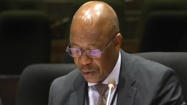 SABC News Dan Matjila 7 - Matjila defends whistleblowing channels at PIC