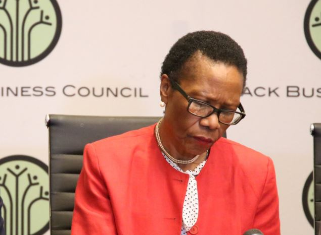 SABC News Danisa Baloyi Twitter BlackBusinessCouncil - Baloyi and co-accused to appear in court over misappropriation of a donation