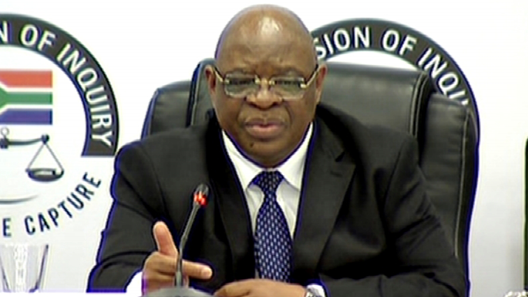 SABC News Deputy Chief Justice Raymond Zondo 2 - State Capture to resume with testimony from former SAA HR manager