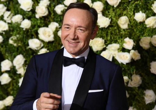 SABC News Kevin Spacey AFP - Charges dropped in US sex assault case against Kevin Spacey