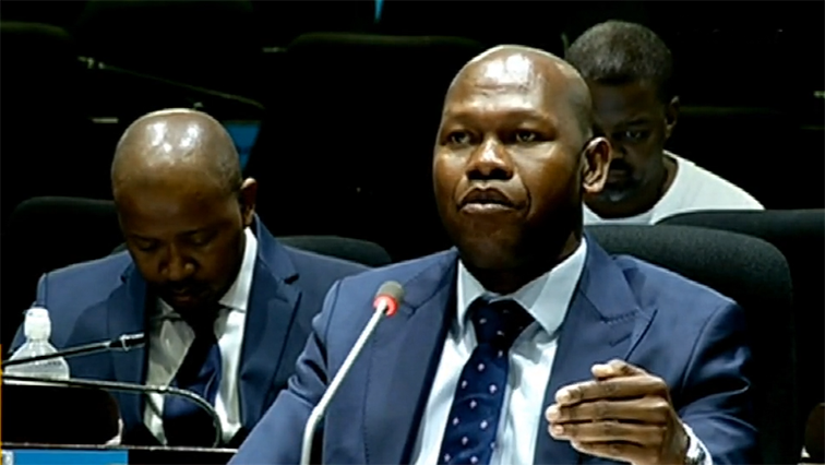 SABC News Lawrence Mulaudzi P - There is nothing wrong in meeting a cabinet minister: Matjila