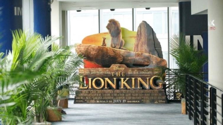 SABC News Lion King AFP - Disney's 'Lion King' roars as Cameron salutes new 'Avengers' record