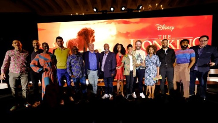 SABC News Lions King AFP - Disney's lucrative remake production line rolls on